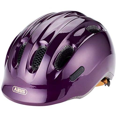 Abus Smiley 2.0, Casco da Bicicletta Unisex, Viola (Royal Purple), S (45-50 cm)