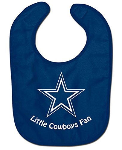 WinCraft NFL Dallas Cowboys WCRA2047614 All Pro Baby Bib>