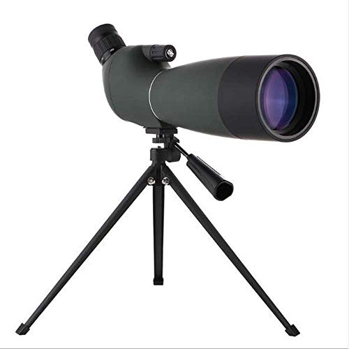 Telescope, 25-75x70 Zoom Spotting Scope Monocular Telescope High-Power High-Definition Night Vision Spotting Scope Outdoor TELSCOPES Outdoors for Beginners and Kids