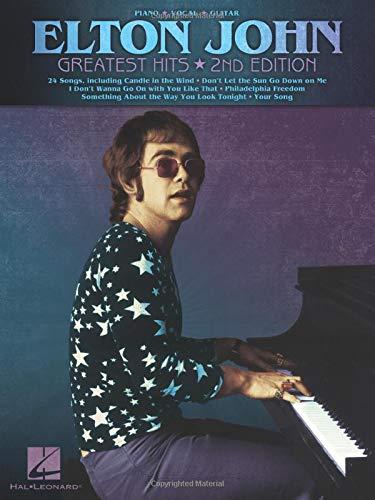 Elton John - Greatest Hits (Piano/Vocal/guitar Artist Songbook)