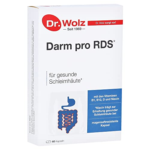 Dr. Wolz -  Darm pro RDS