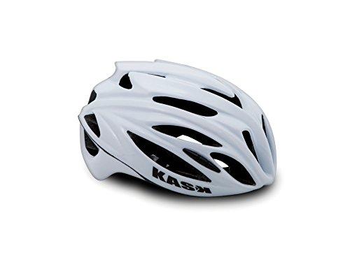 Kask Rapido Road Cycling Helmet,Medium,White