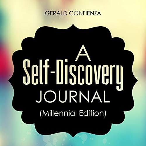 Self Discovery Journal for Teens and Young Adults Titelbild