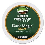 Green Mountain Coffee Roasters Dark Magic Decaf Extra Bold Coffee K-Cups, 96/carton