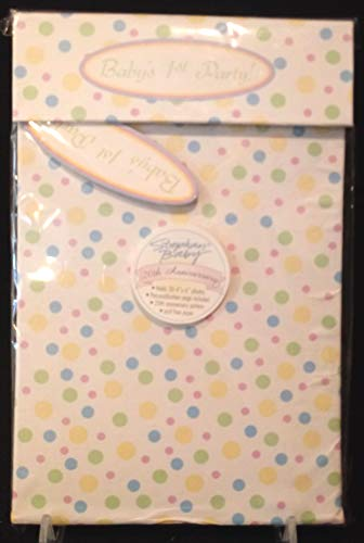 "Baby's 1st Party Photo Album, Stephan Baby Photo Album, Baby Photo Album, 1st Photo Album, Fit 4"" x 6"" photos,"
