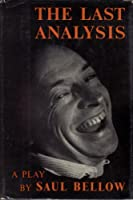 The Last Analysis 0670001929 Book Cover