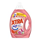 X•TRA Total+ Eté – Lessive Liquide Universelle – 44 Lavages (2,2L)