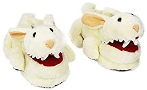 Cute, Furry, Fuzzy Slippers for Your Pajama Parties