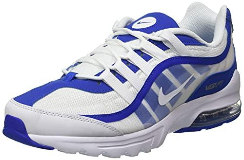 Nike Air MAX Vg-r, Zapatillas para Correr Hombre, White White Game Royal Photon Dust Mtlc Silver LT Smoke Grey, 48.5 EU