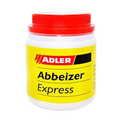 ADLER Abbeizer Express - 500ml - Hochwirksamer Lack Entferner für Holz, Metall, Stein und Beton - Einfache Anwendung