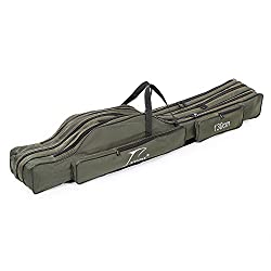 Docooler Folding Fishing Rod Case