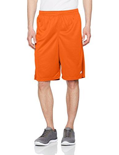 Joma Basket Shorts Unisex Adulto, Arancione, M