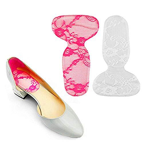 Limeo Battitacco per tallone, solette e tallone, protezione per il tallone, per scarpe e tacco alto, per uomo e donna