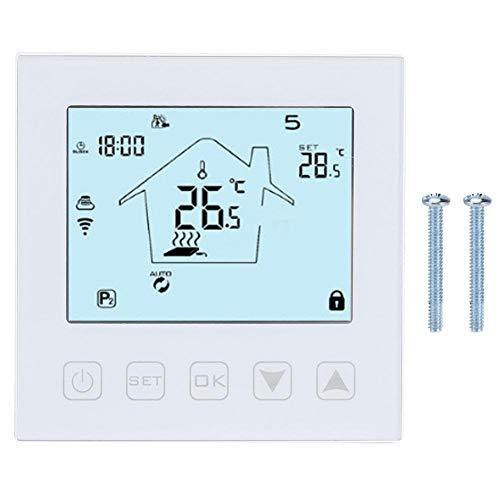Toasses Control Remoto Inteligente Control Remoto Controlador de Temperatura calefacción termostato AC90-240V 50 / 60Hz