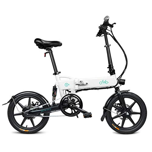 Bicicleta eléctrica D2 bicicleta diseño plegable para un c