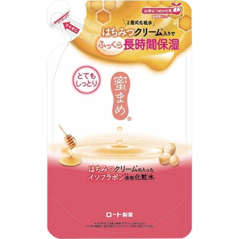 鳩海上ジャンク蜜まめ 合わせ化粧水 (とてもしっとり) (つめかえ用) 180mL