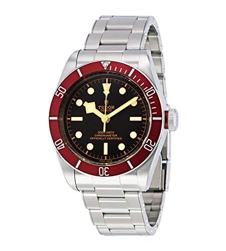 Tudor Heritage M79230R-0012 Reloj de hombre automático cronómetro negro