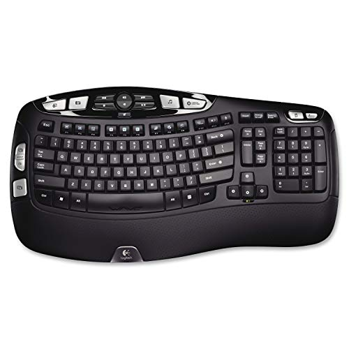 Logitech K350 2.4Ghz Wireless Keyboard