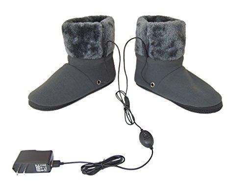 Obbomed MF- 2600 verwarmbare schoenen met koolstofvezel verwarmingselementen Mf-2305m: Usb 5v, 10w, M: Bis Schuhgröße 40