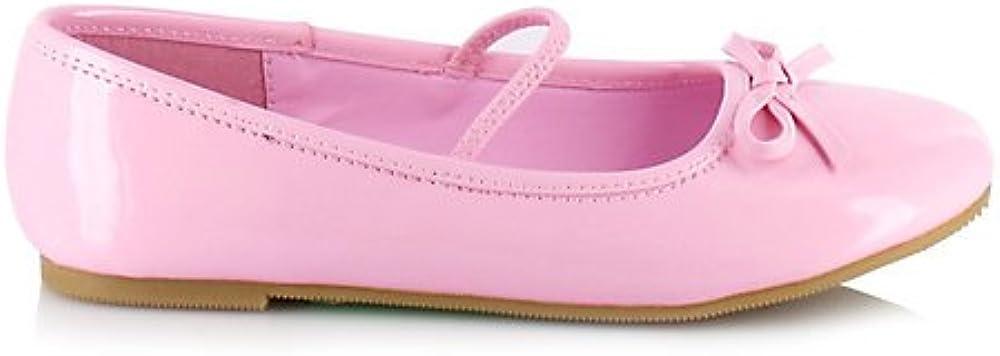 Ellie Shoes Kids Pink Ballet Flats Cheap Sho Girls Slipper Costume New Max 52% OFF