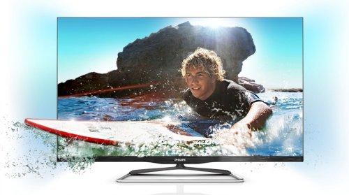 Philips 47PFL6907K/12 119 cm (47 Zoll) Fernseher (Full HD, Triple Tuner, 3D, Smart TV)