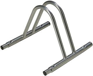 comprar comparacion Wolfpack 5411220 - Soporte Para Bici Suelo Individual Modular, color metalizado