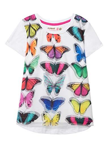 Desigual Girl Knit T-Shirt Short Sleeve TS/_dakotadel Bambina
