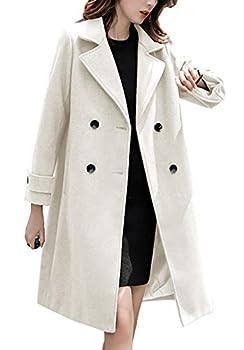 Best white pea coat Reviews