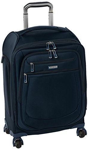 Samsonite Mightlight 2 Softside Luggage with Spinner Wheels, Majolica Blue, Carry-On 21-Inch