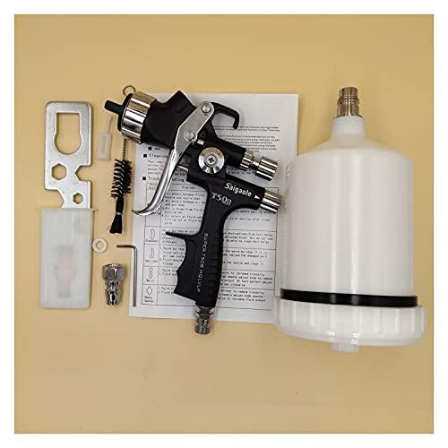 Pistola Pintura compresor Pistola de pulverización 1.3mm LVLP Pulverizador de automóviles Herramienta de Pintura de Aire Rociador de Pintura de Aire