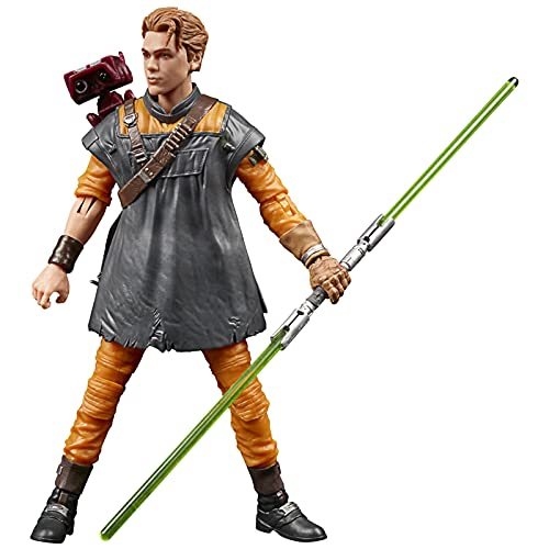 Star Wars The Black Series Gaming Greats Cal Kestis Figure 15 cm Star Wars Jedi: Fallen Order Collectable Figure Kids from 4 Years