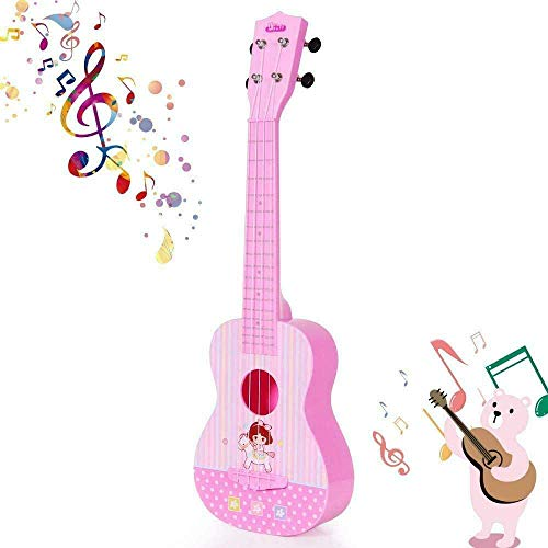 HANMUN Unicorn Musical Ukulele Guitar...