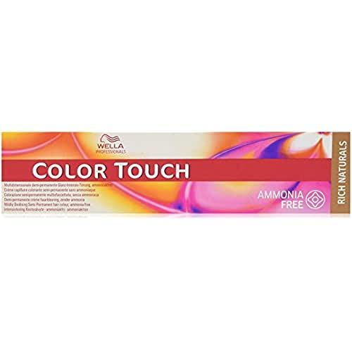 Wella Color Touch 7/ 3 mittelblond gold, (1 x 60 ml)