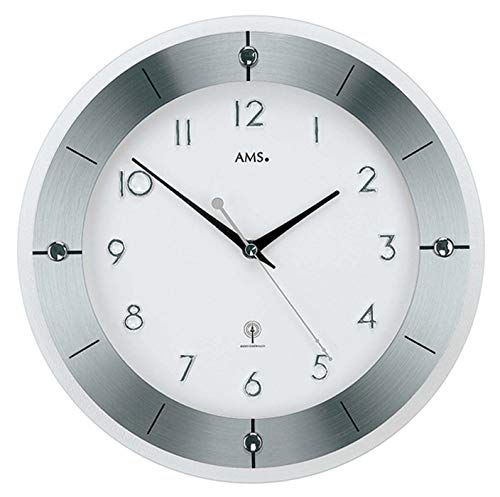 AMS Horloges Radio-pilotées 5848 Horloges Murales
