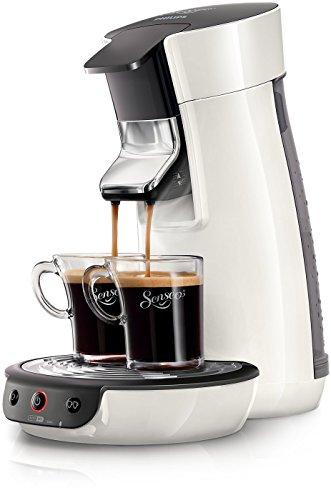 Philips Senseo HD7825/03–Kaffeemaschine (Unabhängige, schwarz, weiß, Tropfen, Kapsel, 0,9l, Senseo)