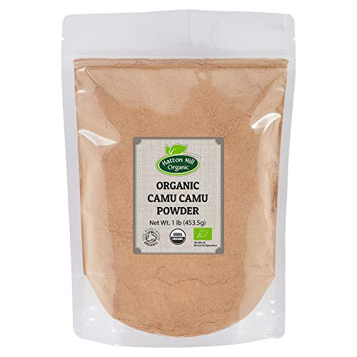 Organic Camu Camu Powder 1lb by Hatton Hill Organic