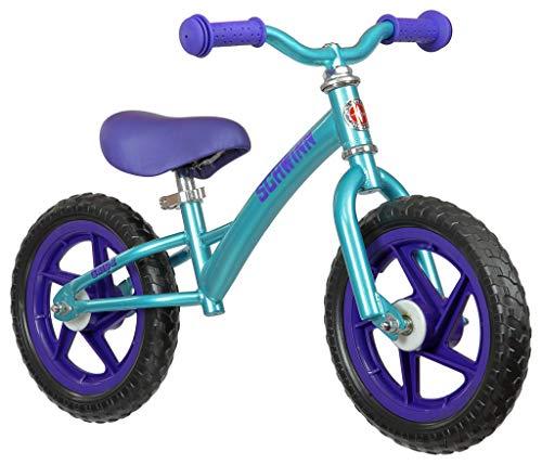 Schwinn Skip 2 Toddler Balance Bike, 12-Inch Wheels, Beginner Rider Training, Blue