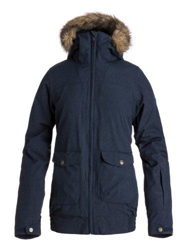 Roxy Damen Snowboardjacke Scenery Jk, Dress Blues, S, WTWSJ304-BTK0