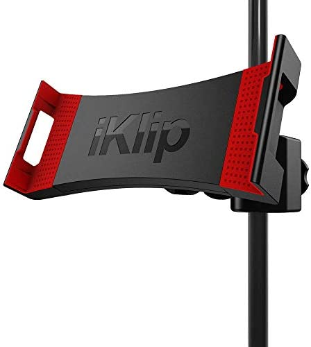 IK Multimedia 3 Universal Tablet Mount for Microphone and Music Stands product image