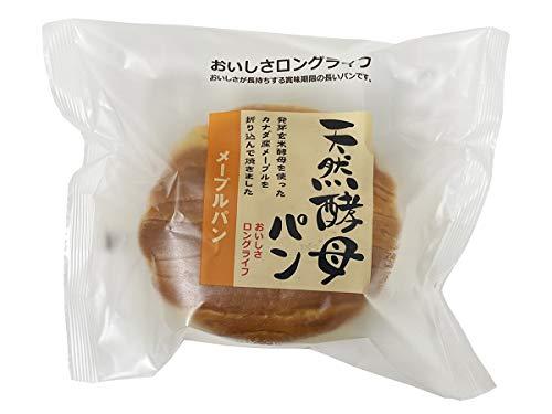 天然酵母パン ロングライフ 12個入り (箱) (メープル)