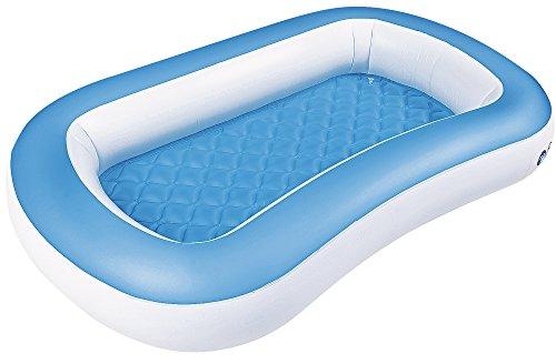 Jilong Giant Baby-Pool Kinderpool Planschbecken oder Kinderbett mit aufblasbarem Sicherheits Boden