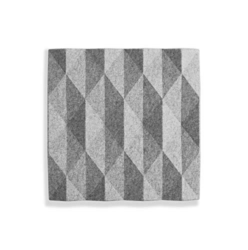 Silentec polySONIC FR 3D Prisma, Panel acústico de Pared,...
