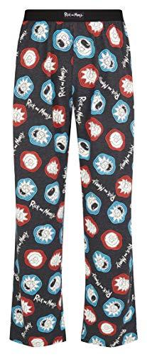 Rick and Morty - Pantalón de Pijama - para Hombre