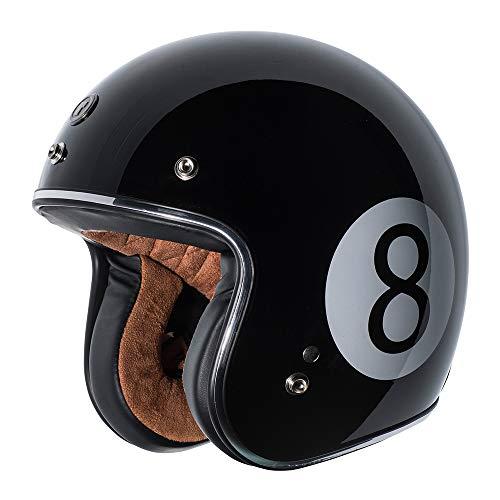 Casco De Moto 3/4 marca TORC