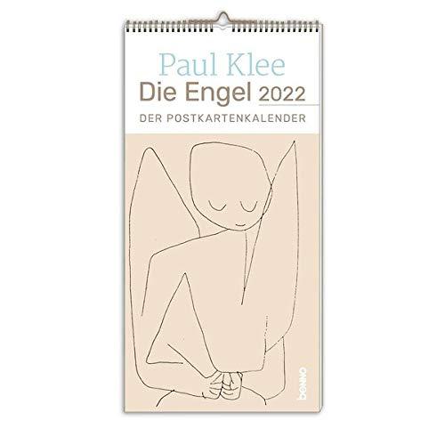 Paul Klee – Die Engel 2022: Der Postkartenkalender