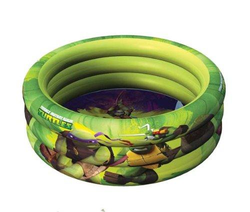 mondo - 16476 - Piscine pour Enfants - TMNT - Diamètre 100 Cm