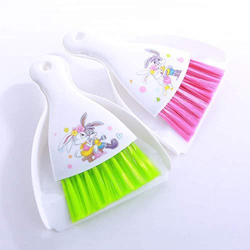 Ytrew Haustier-Reinigungsbürste, Haustier-Hygiene-Produkte, Kaninchenkot-Reinigung, Meerschweinchen, Hamster, tägliche Notwendigkeiten