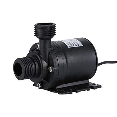 Felix-Box - DC12V 5M Brushless Water Pump 800L/H IP68 Ultra Quiet Motor Submersible Pool Pumps CSL