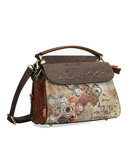 Anekke Beau sac imprimé avec double compartiment thème Égypte