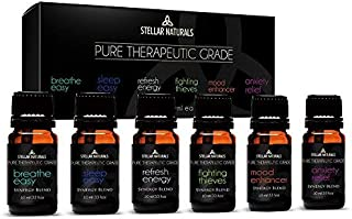 Top 6 Best Essential Oil Blends, Therapeutic Grade Aromatherapy Oils for Serenity and Protection Contains. ...